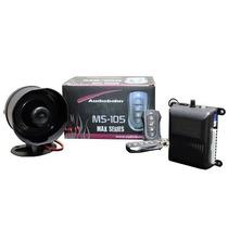 Auto Alarma Audiobahn Ms-105 4 Botones Anti-asalto Sensor