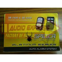 Alarma Spider Sr-3200 Anti-asalto