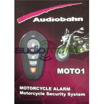 Alarma Para Moto Audiobahn Moto1 Arrancador