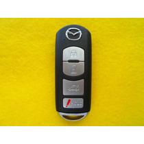 Carcasa Control Remoto Mazda 4 Botones Envio Gratis