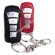 Auto Alarma Audiobahn Us-20 4 Botones Anti-asalto Sensor