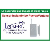 Sensor Magnetico Para Alarma Para Puerta O Ventana