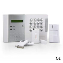 Kit Alarma Casa Avisa Y Controla Por Celular Instalamos