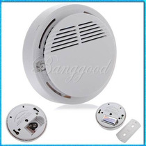 Alarma Detector De Humo (con Batería) Autonomo