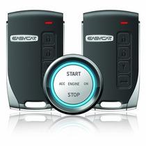 Tb Alarma Para Auto E3-b Smartkey Push Button Start Car