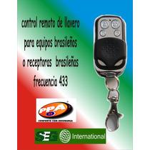 Control Seg Original Frec. 433.92 Para Puertas Automaticas
