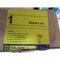 Sensor De Movimiento Dual 1600 Pies M56991-hc Square D