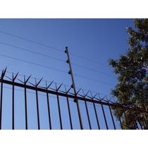 Cercas Electrificadas 10 Mts. Con Instalación En Toluca