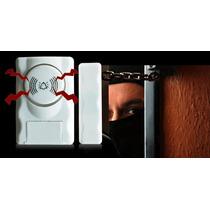 Alarma Electrónica Sensor Para Puerta Ventana Casa Mc06-1