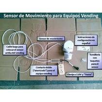 Sensor De Movimiento Para Equipos Vending