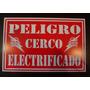 Paquete Basico Instalación De 10 M De Cerca Electrificada