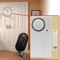 Alarma Para Puerta Y Ventanas Con Control Remoto