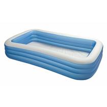 Piscina Alberca Azul Grande Marca Intex