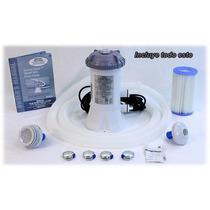 Bomba Filtrante Para Piscinas Intex 110v Mod 603 Nueva