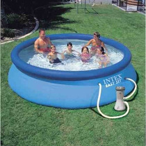 Alberca Inflable Intex 3.66 X 76