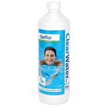 Clarificador De Agua - Claro 1l Piscina Jacuzzi Spa
