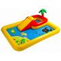 Tb Intex Ocean Inflatable Play Center, 100 X 77 X 31