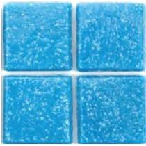 Mosaico Veneciano Azul Cancun 2 X 2 Cm Para Alberca