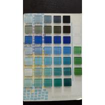 Azulejo De Cristal Para Albercas Azul Cobalto Italo Vitreo