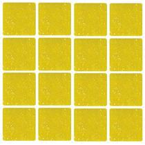 Mosaico Veneciano Para Alberca Color Amarillo Diamond