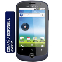 Alcatel Ot-990a Android 2.2 Wifi Social Media Gps Cám 5 Mpx