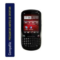 Celular Alcatel One Touch Redes Sociales Wifi Bluethoot Java