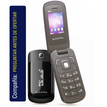 Alcatel Ot-668a Cám 2 Mpx Apps Mp3 Radio Fm Bluetooth Sms