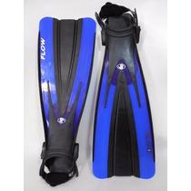 Juego Aletas Body Glove Flow S/ M 4.5-8.5 23-25cm D887