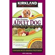 Kirkland Adult Dog Super Premium Pollo, Arroz Y Vegetales