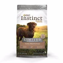 Alimento Para Perro Instinct Lid Pavo 25.3 Lb.