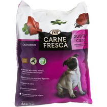 Puppy (cachorro) Carne Fresca 4 Kgs