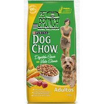 Dog Chow Adulto Sb 25kgs Pet Brunch