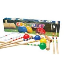 Gymnic / Infancia Juego De Croquet