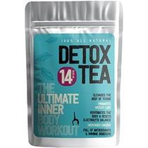100% All Natural 14 Día Detox Hoja De Té Por Young | El Últ