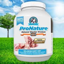 Proteína P/perro Pronature® Starter Cachorros-madre 80% 1kg