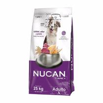 Nucan Adulto 25kg Pet Brunch