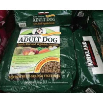 Kirkland Cordero Con Arroz Alimento Para Perro