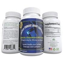 Sulfato De Glucosamina Condroitina Y Msm Complex Extra Stren