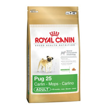Alimento Perro Royal Canin Pug 4.54kg, A Domicilio
