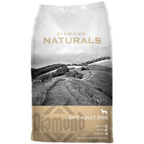 Diamond Naturals Light Cordero Y Arroz Adulto 15 Lbs. 6.7 Kg