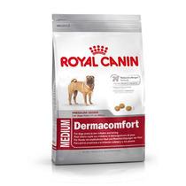 Royal Canin Medium Dermaconfort - Bulto De 3.18 Kg