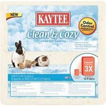 Sustrato Clean & Cozy Blanco Kaytee Todo Tipo De Mascota