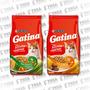 Gatina Adulto (pollo Zanahoria Y Espinaca) - Bulto De 20 Kg