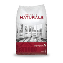 Diamond Indoor Gato Hairball Naturals - Bulto De 2.72 Kg