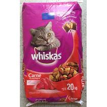 Whiskas Adulto - Bulto De 20 Kg