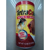 Tetracolor Tropical Granules 300g Hecho En Alemania