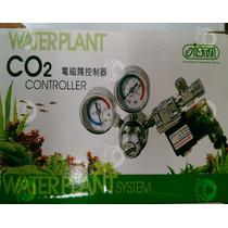 Ista Controlador De Co2 Con Solenoide Acuarios Plantados