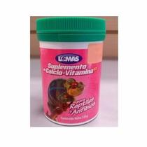 Suplemento Para Reptiles, Carnivoros Vitamina D3. + Kota