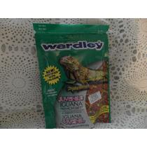 Alimento Wardley 200 Gr Iguana Fortificado.sobre.oferta.