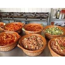 Exquisitas Taquizas De Guisado Y Tacos De Canasta